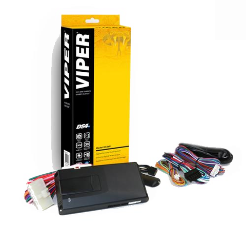 VIPER Digital Remote Start System with Bluetooth and High Current Relays (VIPERDS4VP) - Extreme Electronics