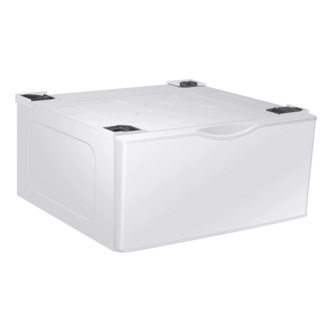 Samsung Pedestal for 27 in. wide Front Load Laundry Pairs-White, EACH (WE402NW/A3) - Extreme Electronics
