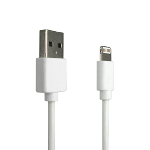 IQ Charge & Sync Lightning Cable, 6 Ft (IQAL2GW) - Extreme Electronics