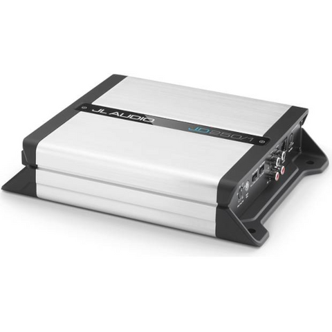 JL AUDIO JD Series Mono Subwoofer Amplifier, 250 Watt RMS x 1 at 2 Ohm (98360) - Extreme Electronics