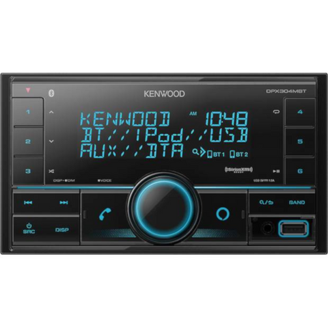 KENWOOD Digital Media Receiver, DOES NOT PLAY CDS (DPX304MBT) - Extreme Electronics