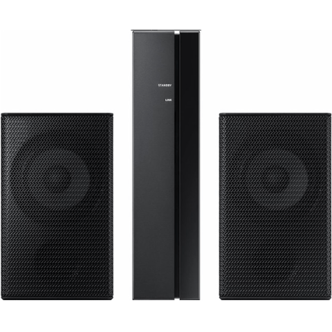 Samsung Wireless Rear Speakers for select Samsung soundbars (PR) (SWA9000) - Extreme Electronics