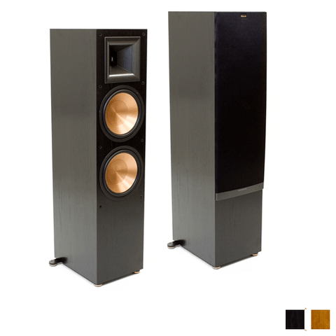 "KLIPSCH REFERENCE V Dual 10"" Tower Speakers, PAIR (RF7II) - Extreme Electronics"