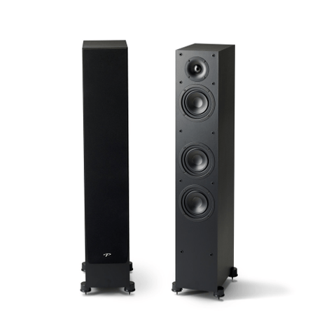 PARADIGM Monitor SE 3000F Floorstanding Speakers, Black, pair (MONTIORSE3000FB) - Extreme Electronics