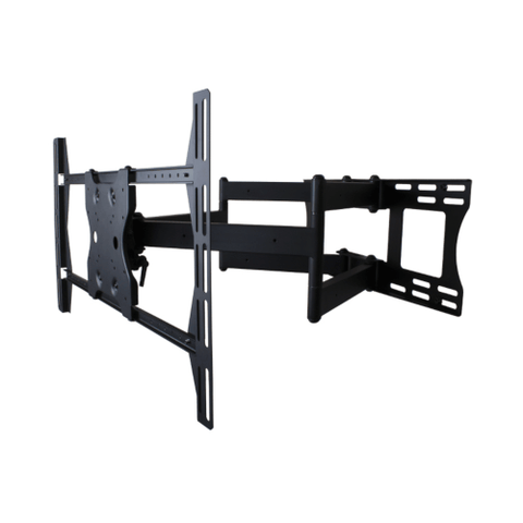 "Strong™ Contractor Series 30 inch extension Universal Articulating Mount With Dual Arms- 47""-90"" Displays - Extreme Electronics"