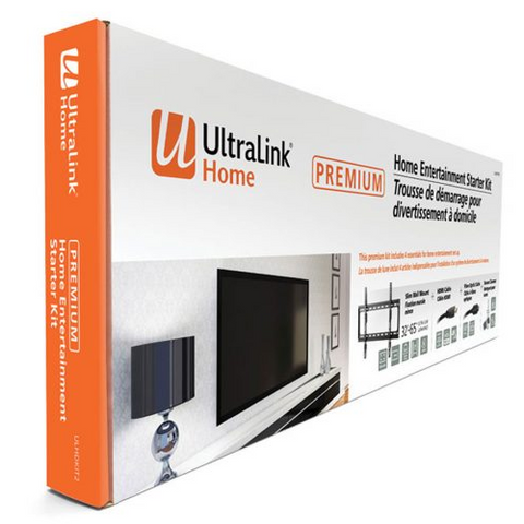 ULTRALINK Home Entertainment Starter Kit (ULHDKIT2) - Extreme Electronics