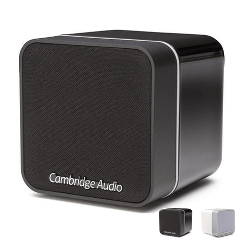 Cambridge Audio Min 12 Satellite speaker with BMR technology, each (MIN 12) - Extreme Electronics