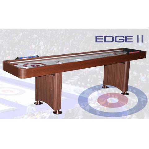 COOL CURLING The Edge II Two in One Table Game, 10 Ft (EDGEII10MA) - Extreme Electronics