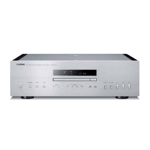YAMAHA CD Player with SADC ESS Sabre 9016 XLR DAC, BLACK (CDS2100S) - Extreme Electronics