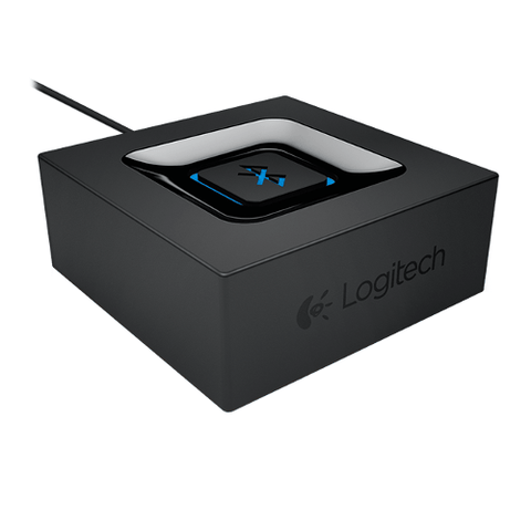 Logitech Bluetooth Wireless Audio adaptor (980000910) - Extreme Electronics