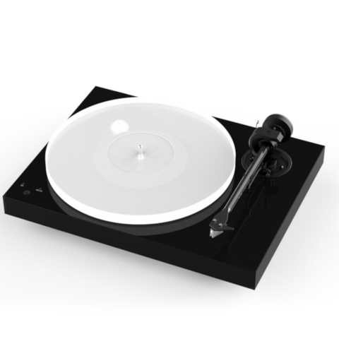 Pro-Ject X1 Turntable-Black (Ortofon Pick it S2 MM) - Extreme Electronics