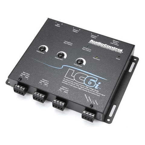 Audio Control 6-channel line output converter (LC2i)