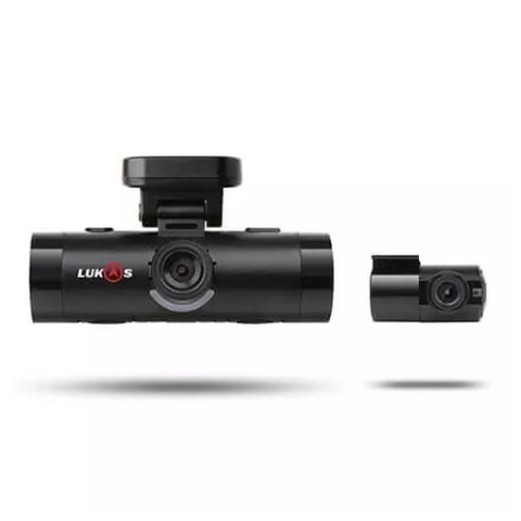 LUKAS 2 Channel 1080p Dash Cam (V7902CH) - Extreme Electronics