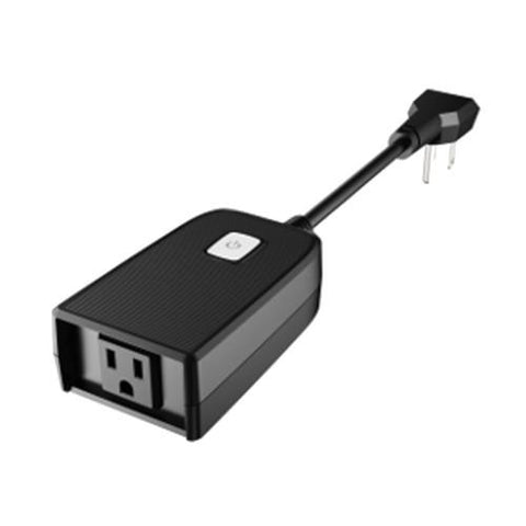 ULTRALINK Smart Home Outdoor WiFi Plug, Black (USHOWP1) - Extreme Electronics