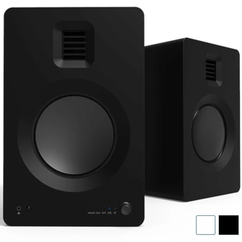 "KANTO TUK Premium 5 1/4"" 2-Way Powered Desktop Speakers, Pair (TUK) - Extreme Electronics"