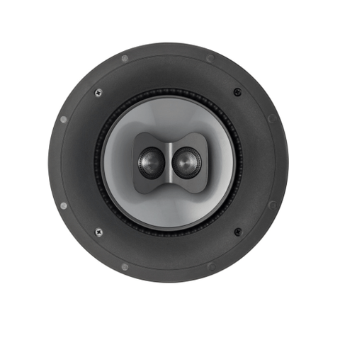 "PARADIGM 8"" CI Pro Series 2-Way White In-Ceiling Speaker with Dual Directional Soundfield (P80SM) - Extreme Electronics"