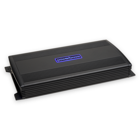 POWERBASS Class A/B Mono Amplifier (ASA36001) OPEN BOX - Extreme Electronics