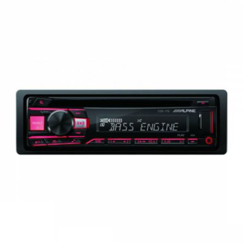 ALPINE Advanced MP3/WMA/CD Receiver (CDE170) - Extreme Electronics