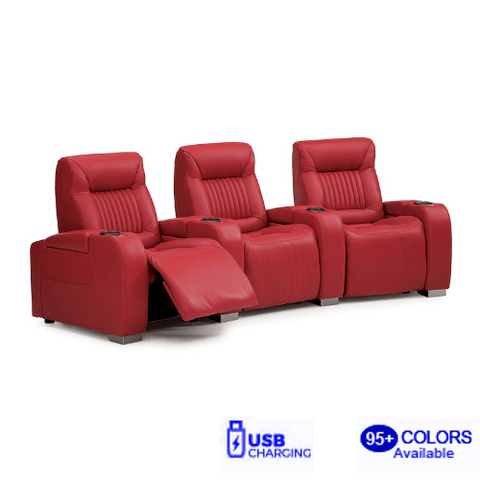 Palliser Autobahn Home Theater Seating - Extreme Electronics