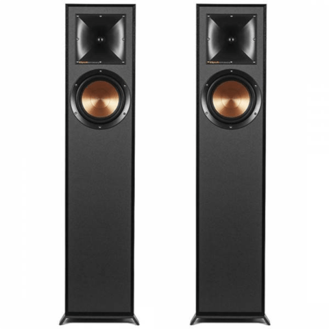 "KLIPSCH Reference Series 6"" Tower Speakers, Pair (R610FB) - Extreme Electronics"