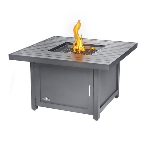 NAPOLEON Hamptons Square Patio flame Table (HAMP2GY) - Extreme Electronics