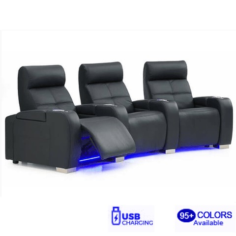 Palliser Paragon Home Theater Seating - Extreme Electronics