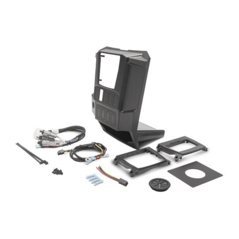 Rockford Fosgate Dash Kit for select Polaris Ranger Models (RFRNGR-PMXDK) - Extreme Electronics