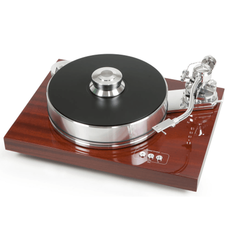 Pro-Ject Signature 10, Mahogany (No Cartridge) - Extreme Electronics