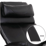 Human Touch Perfect Chair® PC-610 with Premium Leather Pad and Matte Black Base - Extreme Electronics