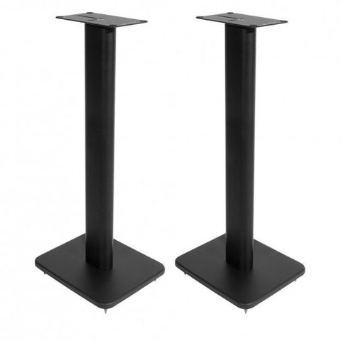 KANTO SP26 Black Floor Speaker Stands, Pair (SP26PLB) - Extreme Electronics