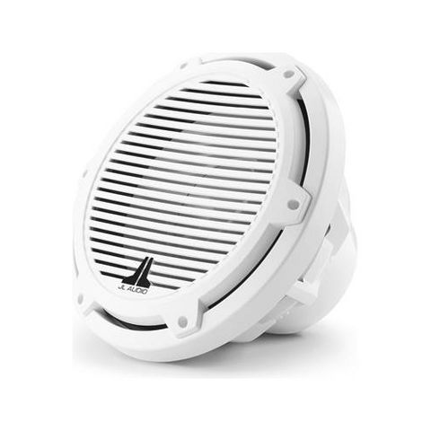 "JL AUDIO M3 Series 10"" Marine Subwoofer Classic White Grille (93527) - Extreme Electronics"