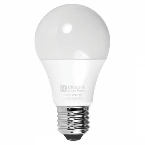 ULTRALINK Smart WiFi RGB/Light Bulb (USHWB) - Extreme Electronics