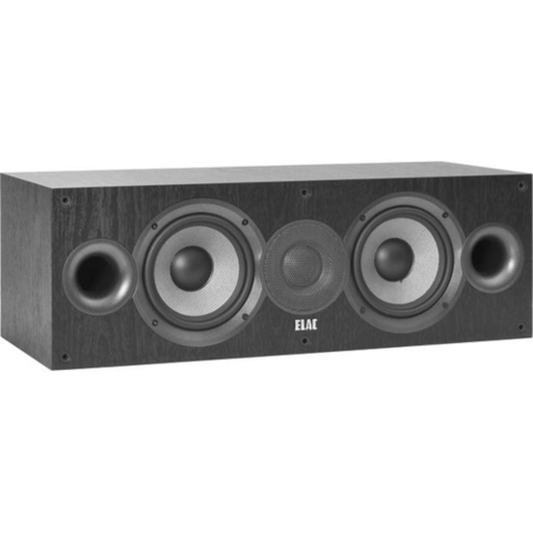 "ELAC Debut 2.0 6 1/2"" Center Speaker, EACH (DC62BK)"