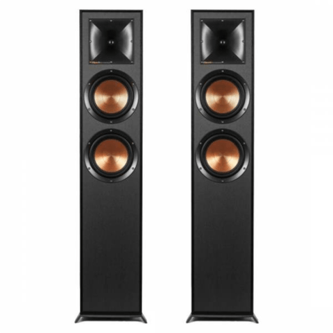 "KLIPSCH REFERENCE Series Dual 6"" Tower speakers, PAIR (R620FB) - Extreme Electronics"