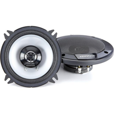 "KENWOOD 5 1/4"" 2-Way Sports Series Speakers, Pair (KFC-1366S) - Extreme Electronics"