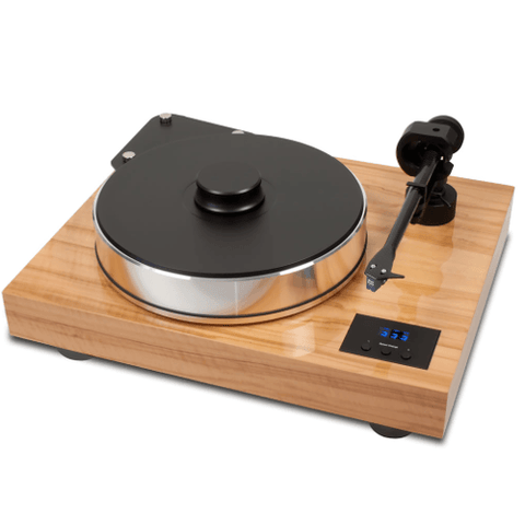 Pro-Ject Xtension 10 Evolution, Olive (No Cartridge) - Extreme Electronics