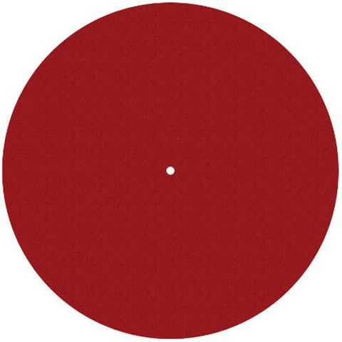 Pro-Ject Felt Mat for Debut-Red - Extreme Electronics - The Best for Less! Brandon, Manitoba