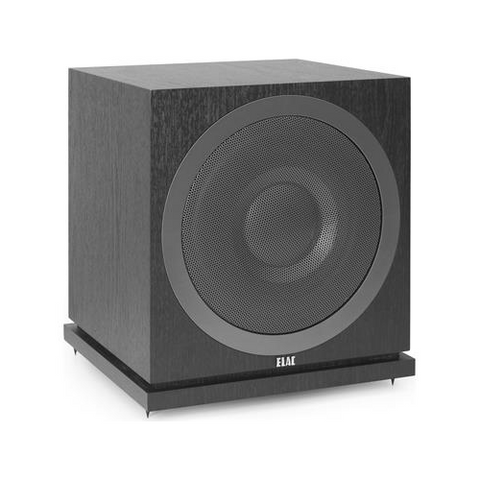 ELAC Debut 2.0 Powered Subwoofer With Bluetooth® Control and Auto EQ (SUB3010BK) - Extreme Electronics