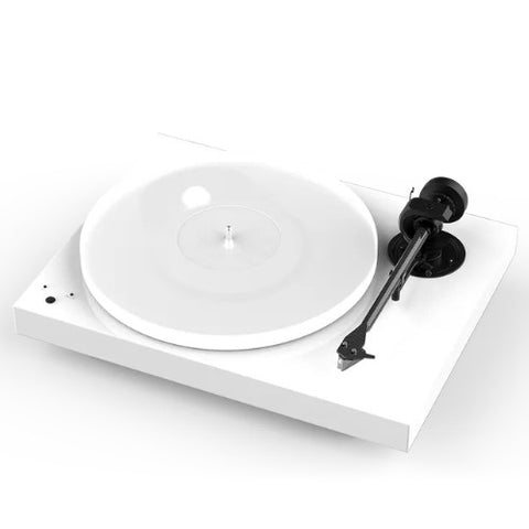 PRO-JECT X1 Turntable, White with Pick it S2 MM Cartridge - Extreme Electronics