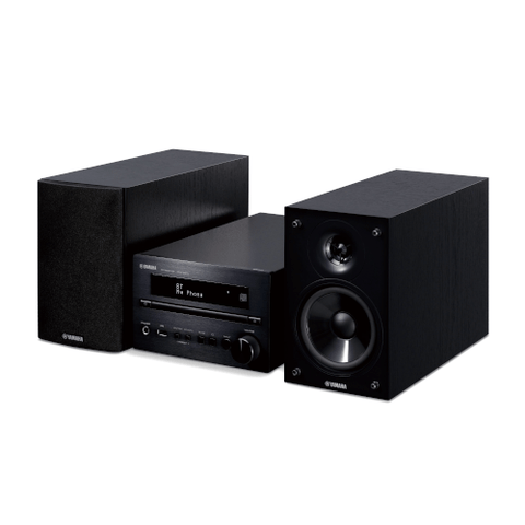 Yamaha Audio and Visual Micro HiFi System - Black (MCRB270) - Extreme Electronics