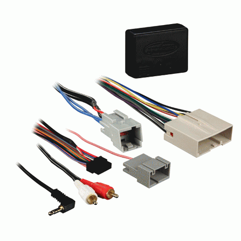 Metra Ford 2007-up Accessory and NAV output CAN harness (XSVI5521NAV) - Extreme Electronics