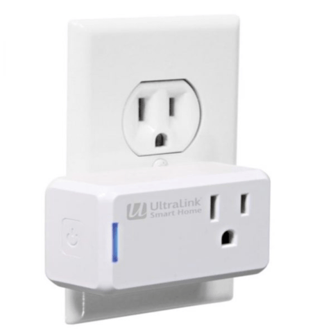 ULTRALINK Slim Smart Wifi Plug (USHSWP)