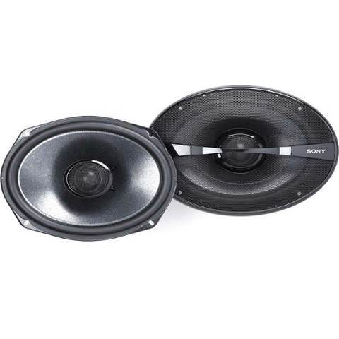 "SONY 6"" x 9"" 2-way car speakers (XSGS6921) - Extreme Electronics"