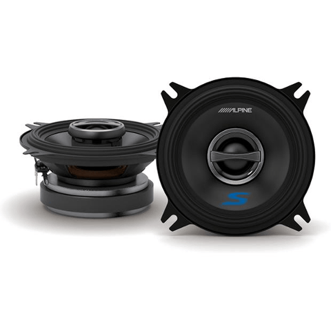 "Alpine 4"" 2-way car speakers, PAIR (SS40) - Extreme Electronics"