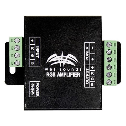 Wet Sounds RGB Signal Amplifier