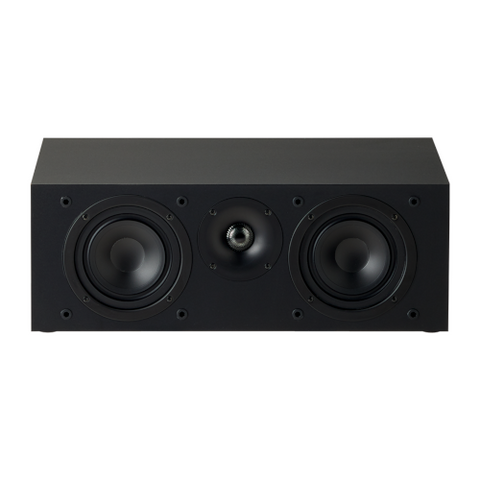 PARADIGM Monitor SE 2000C Center Channel Speaker, Black (MONITORSE2000C) - Extreme Electronics