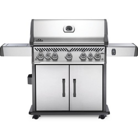 Napoleon Rogue® SE 625 Natural Gas Grill with Infrared Rear and Side Burners, Stainless Steel (RSE625RSIBNSS-1)
