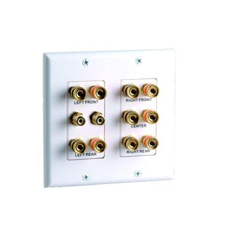 VANCO 5.2 CH Wall Plate - Extreme Electronics
