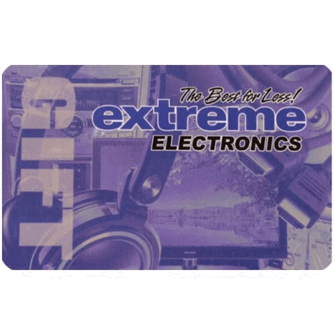 eGift Cards starting at $25 - Extreme Electronics