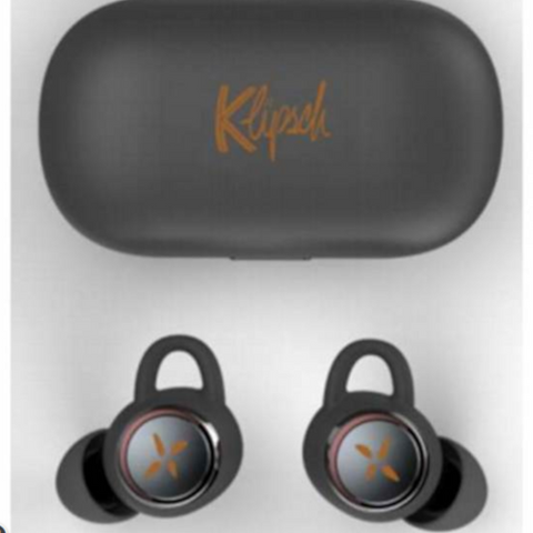 Klipsch True Wireless Earphone with Wireless Charging Case and Voice Assistant (T3TW) - Extreme Electronics